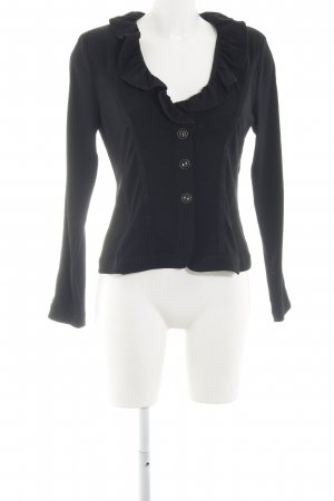 Apanage Jersey Blazer black casual look