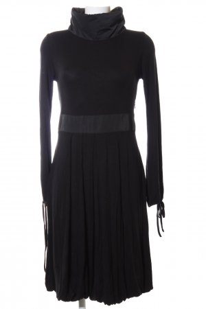 Apanage Jersey Dress black casual look