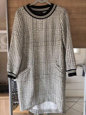 Apanage Kleid schwarz weiß