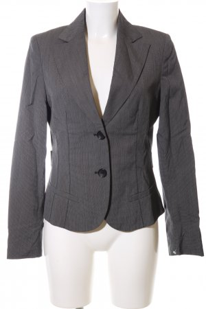 Apanage Kurz-Blazer hellgrau Business-Look