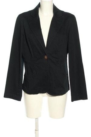 Apanage Korte blazer zwart zakelijke stijl