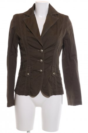 Apanage Short Blazer bronze-colored casual look