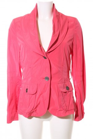 Apanage Short Jacket red casual look