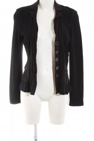 Apanage Short Jacket black casual look
