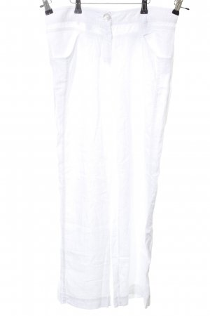 Apanage Linen Pants white casual look