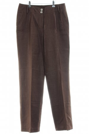 Apanage Linen Pants brown casual look