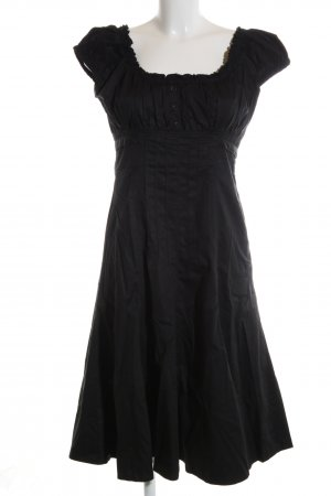 Apanage Midi Dress black elegant
