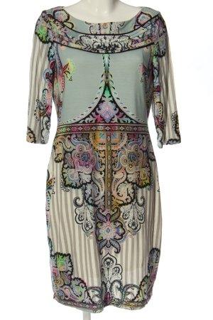 Apanage Mini-jurk volledige print casual uitstraling