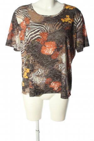 Apanage Print-Shirt Mustermix Casual-Look