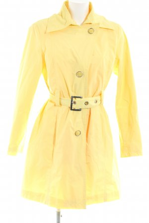 Apanage Heavy Raincoat primrose casual look