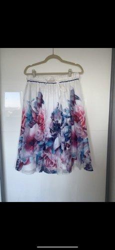 Apanage Plaid Skirt multicolored