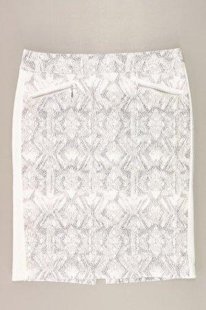 Apanage Jupe blanc cassé polyester