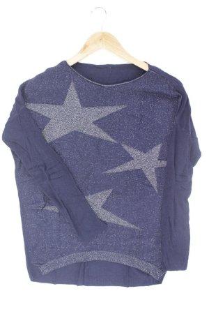 Apanage T-shirt bleu-bleu fluo-bleu foncé-bleu azur viscose