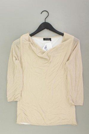 Apanage Shirt Größe S 3/4 Ärmel braun aus Viskose