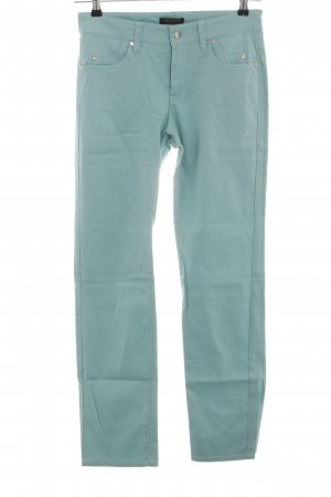 Apanage Skinny Jeans türkis Casual-Look