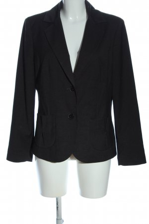 Apanage Smoking-Blazer schwarz Casual-Look