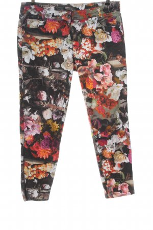 Apanage Pantalone jersey stampa integrale stile casual