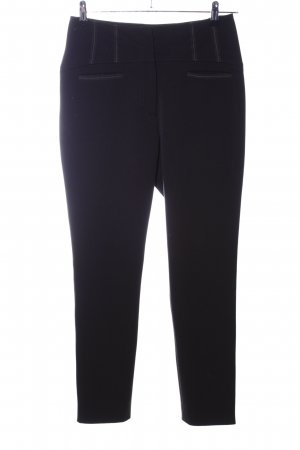 Apanage Stretchhose schwarz Casual-Look