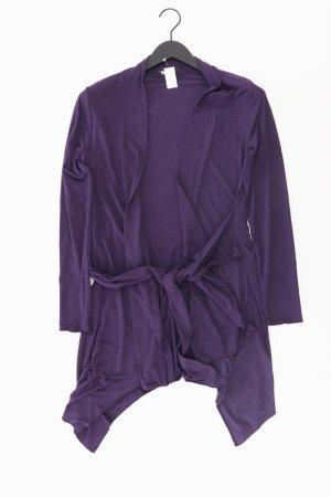 Apanage Cardigan in maglia lilla-malva-viola-viola scuro