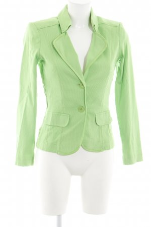 Apanage Sweat Blazer green casual look