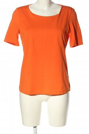 Apanage T-Shirt hellorange Casual-Look