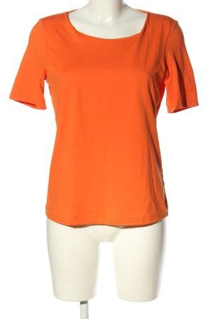 Apanage T-shirt jasny pomarańczowy W stylu casual