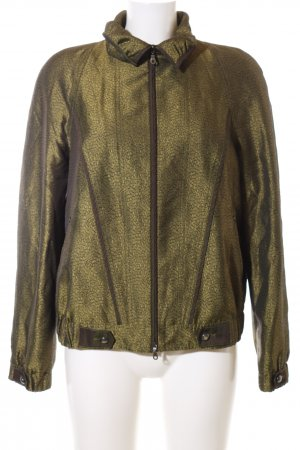 Apanage Between-Seasons Jacket bronze-colored allover print casual look