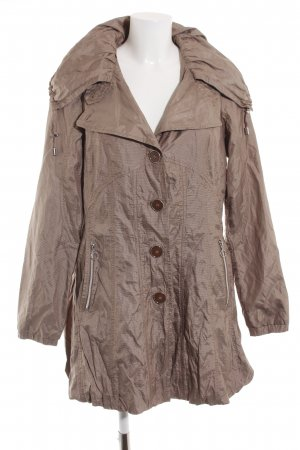 Apanage Between-Seasons Jacket bronze-colored casual look