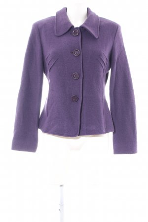 Apanage Wool Blazer lilac vintage look