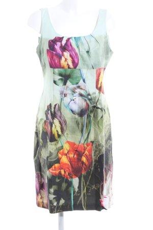 Apange Sheath Dress flower pattern casual look