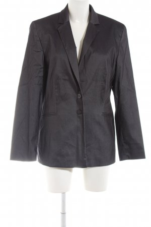 Apange Blazer largo negro estilo «business»