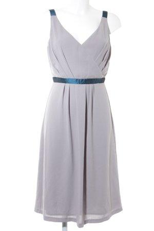 Apart A-Linien Kleid beige-petrol Elegant