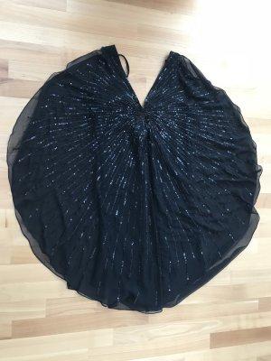 Apart Avondjurk zwart Polyester