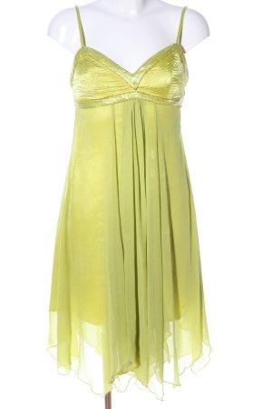 Apart Babydoll Dress green elegant