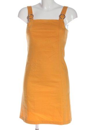 Apart Pencil Dress light orange casual look