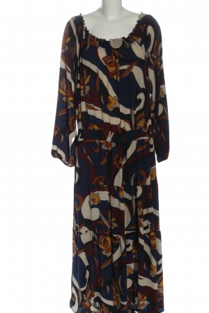 Apart Vestido camisero estampado con diseño abstracto look casual