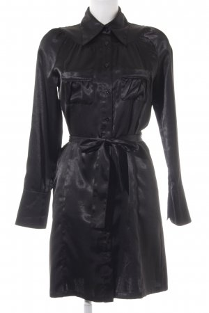 Apart Blouse Dress black party style