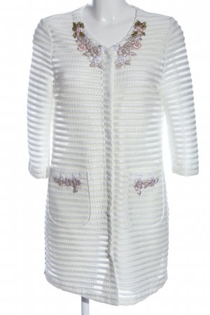 Apart Cardigan bianco elegante