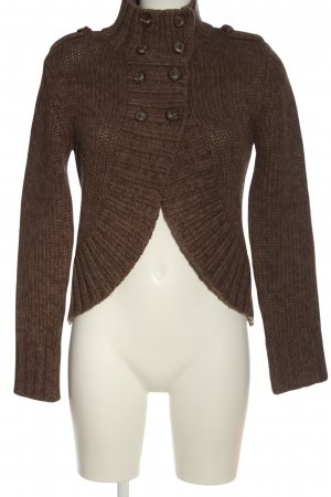 Apart Cardigan brown casual look