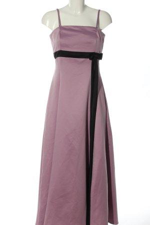 Apart Cocktailkleid pink-schwarz Elegant