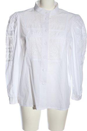 APART COUNTRY Hemd-Bluse weiß Elegant