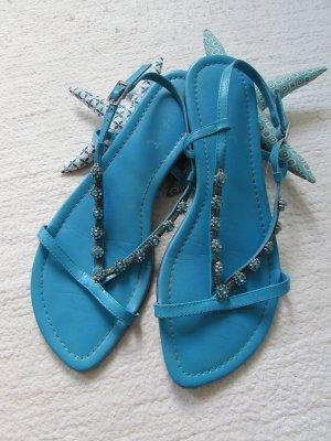 Apart Dianette sandalen turkoois