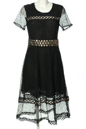 Apart  glamour Abendkleid schwarz Elegant