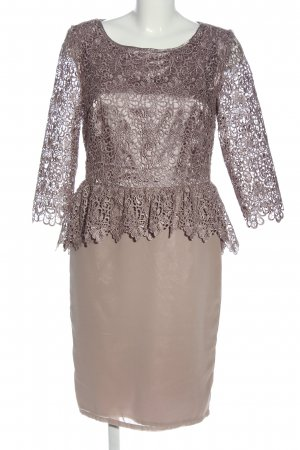 Apart  glamour Suknia wieczorowa różowy W stylu casual