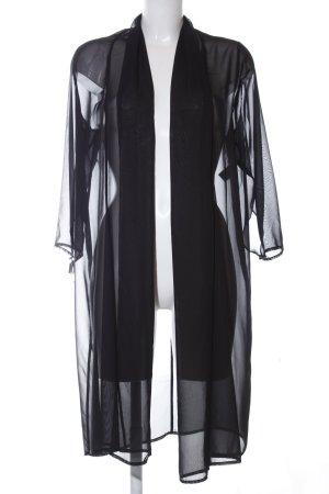 Apart  glamour Cardigan zwart elegant