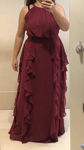Apart  glamour Evening Dress bordeaux