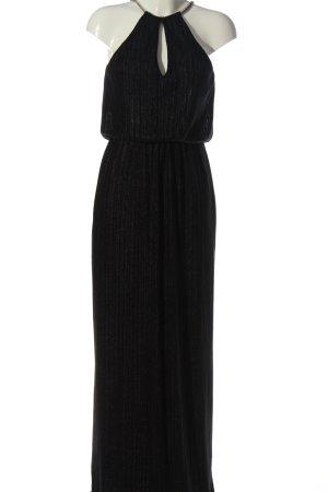 Apart  glamour Maxi-jurk zwart elegant