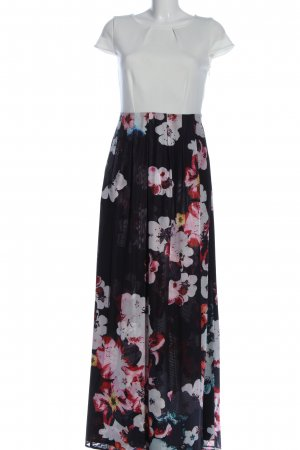 Apart  glamour Maxi Dress allover print classic style