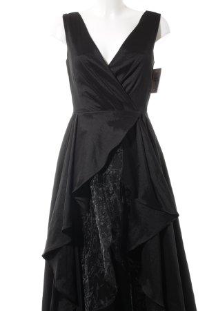 Apart  glamour Maxikleid schwarz Elegant