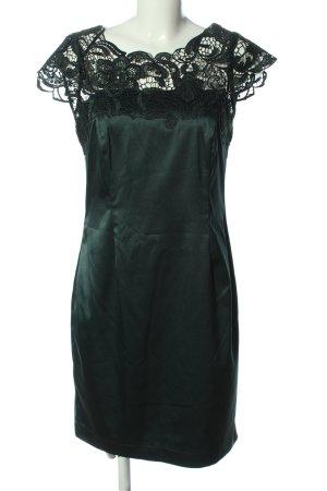 Apart  glamour Mini-jurk groen elegant